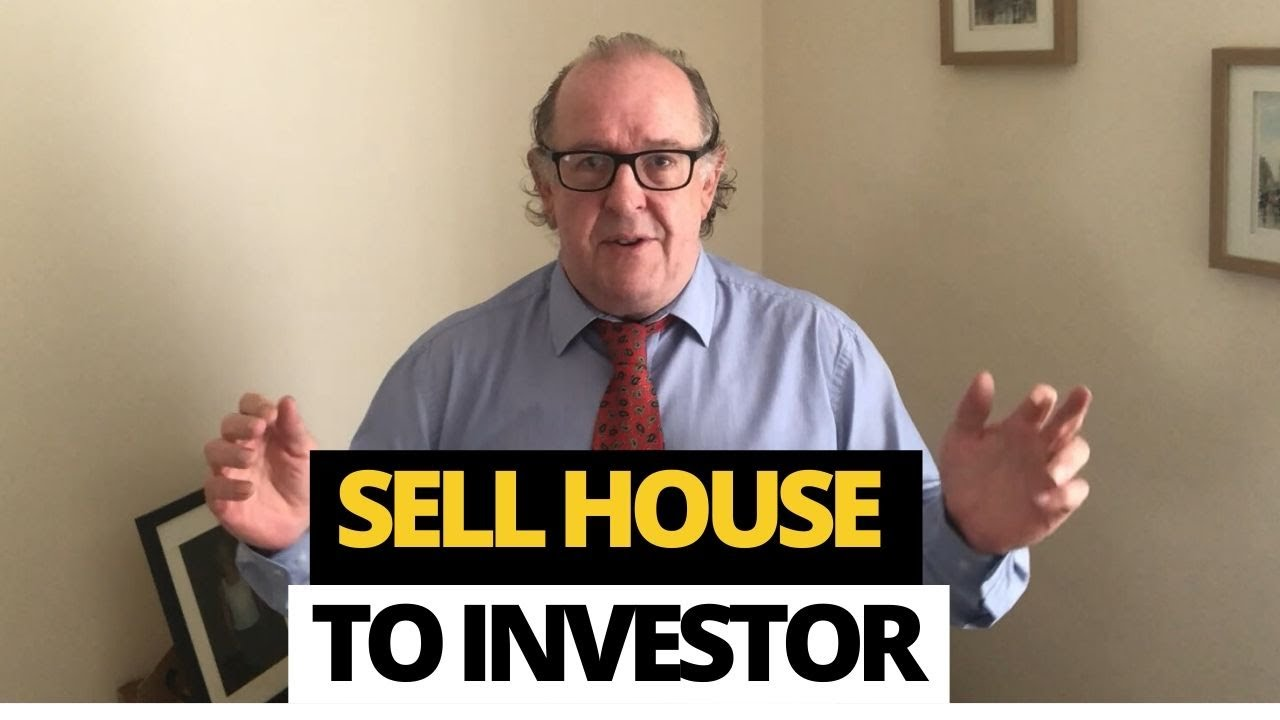 Sell House to Investor