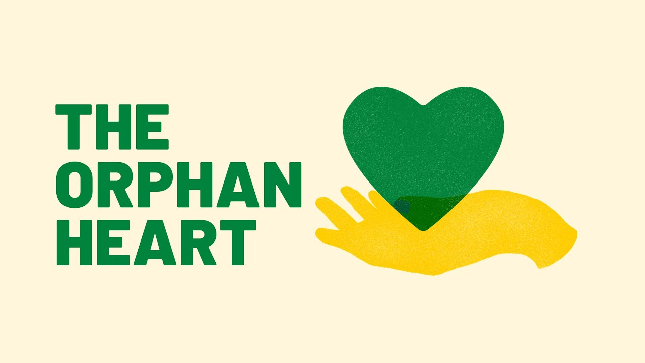 'The Orphan Heart' with Andy Robinson | 22.11.20