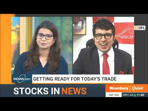 Stallion Asset Founder , Amit Jeswani Live On Bloomberg Quint, 14/06/2019