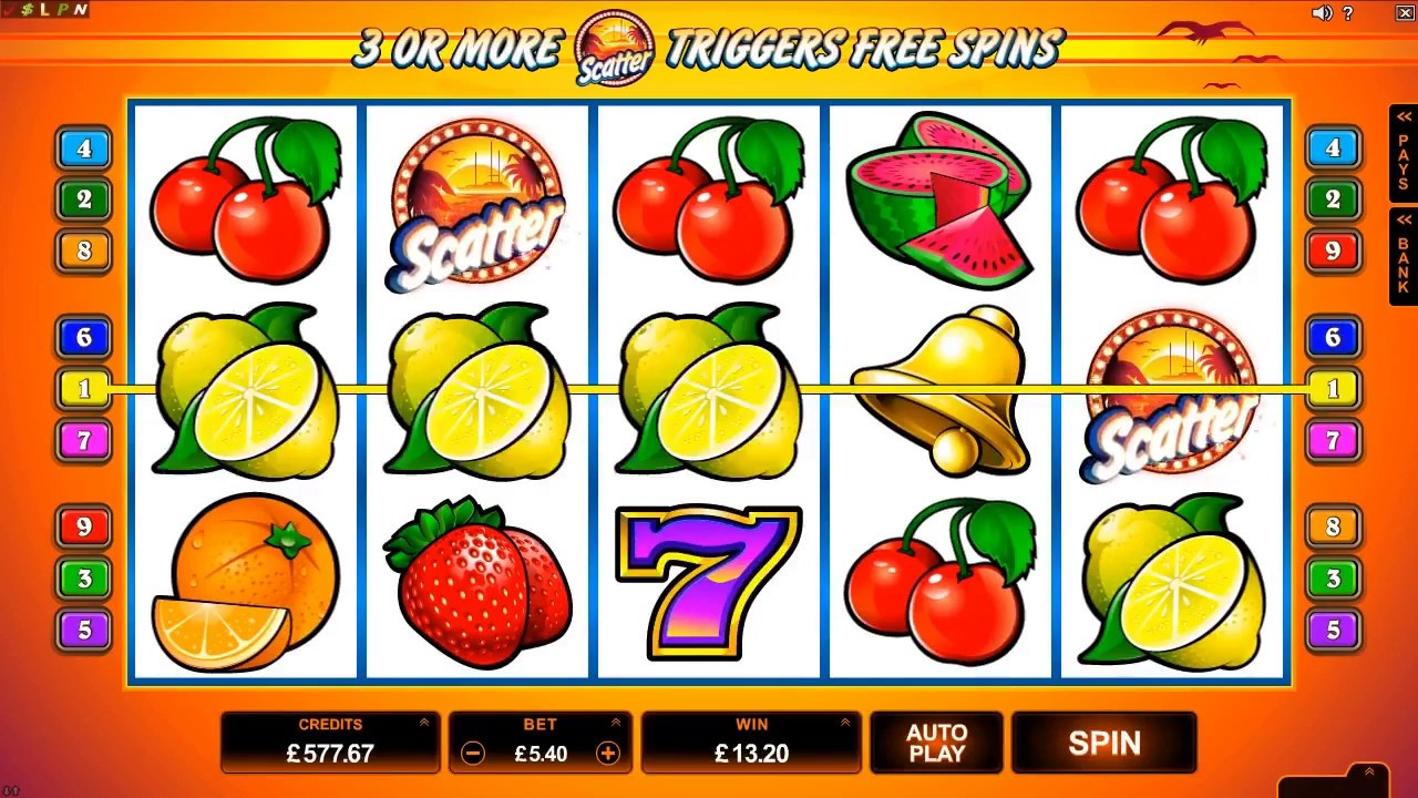 Online Casino Games Promotions