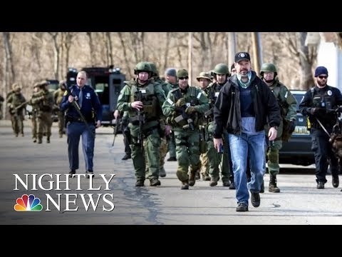 Central Michigan University Shooting Suspect Apprehended After Manhunt | NBC Nightly News