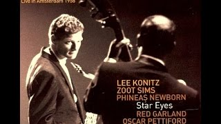 Lee Konitz , Zoot Sims & Red Garland Trio - Yardbird Suite