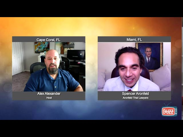 Ask The Attorney with Spencer from Aronfeld Trial Lawyers