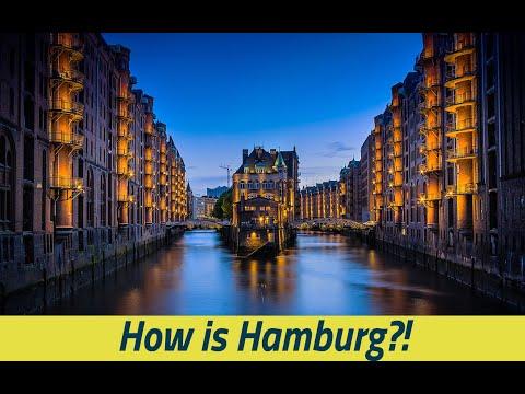 Iphone 7 - Flashes of beautiful Hamburg