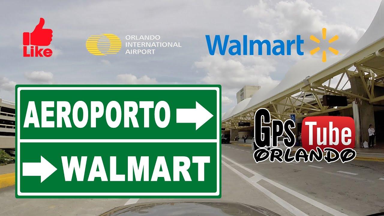 96b8ef11a512a ORLANDO, Aeroporto de Orlando para Walmart mais perto Sand Lake ...
