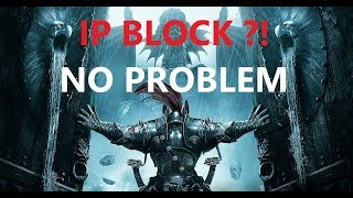 How to play Vindictus without getting IP block ( by TK ) 2017