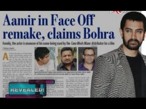 Sunil Bohra announces a film with Aamir Khan without his consent!