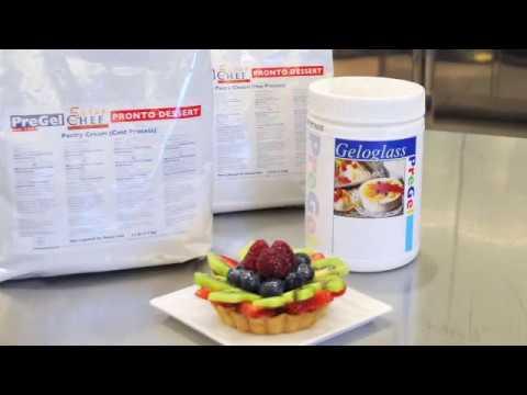 Cold Process Pastry Cream