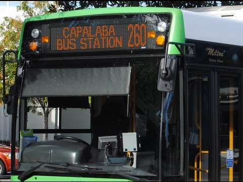 Route 260 - QEII Hospital to Capalaba Station