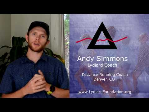 Denver Running Coach Andrew Simmons describes his experience with advanced Lydiard training