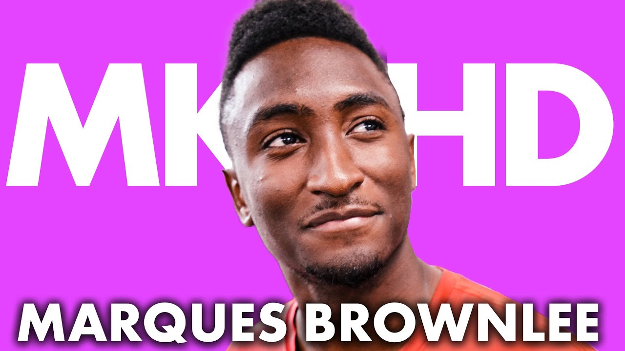talking tech with mkbhd marques brownlee youtube