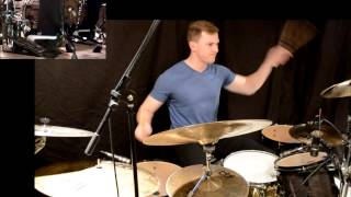 Chimp Spanner - Harvey Wallbanger Drum Cover by Geoff Gatts