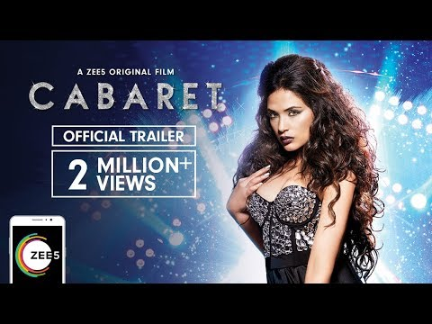 Cabaret | Official Trailer | A ZEE5 Original Film | Richa Ch
