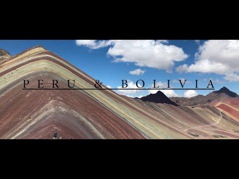 Peru & Bolivia Trip 2017 | GoPro HERO 4