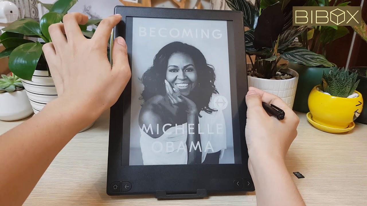 Máy đọc sách có bút Likebook Mimas – Review chi tiết