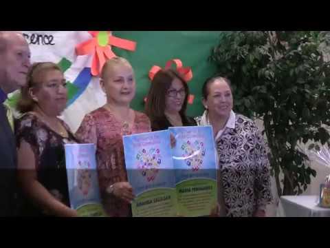 Lucio Middle School Volunteer Recognition
