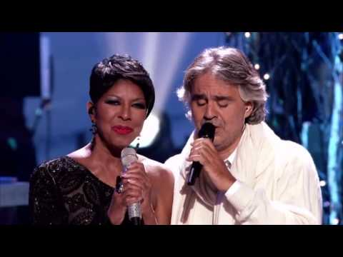 Andrea Bocelli & Natalie Cole - The Christmas Song