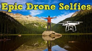 Greatest Drone Selfie Ever! 50+ Countries in 4 Years - in 4K thumbnail