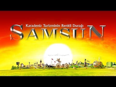 Yeni Samsun Turizm Filmi - Samsun Tanıtım - About Samsun New Movie