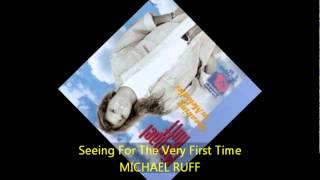 Watch Michael Ruff Seeing For The Very First Time video