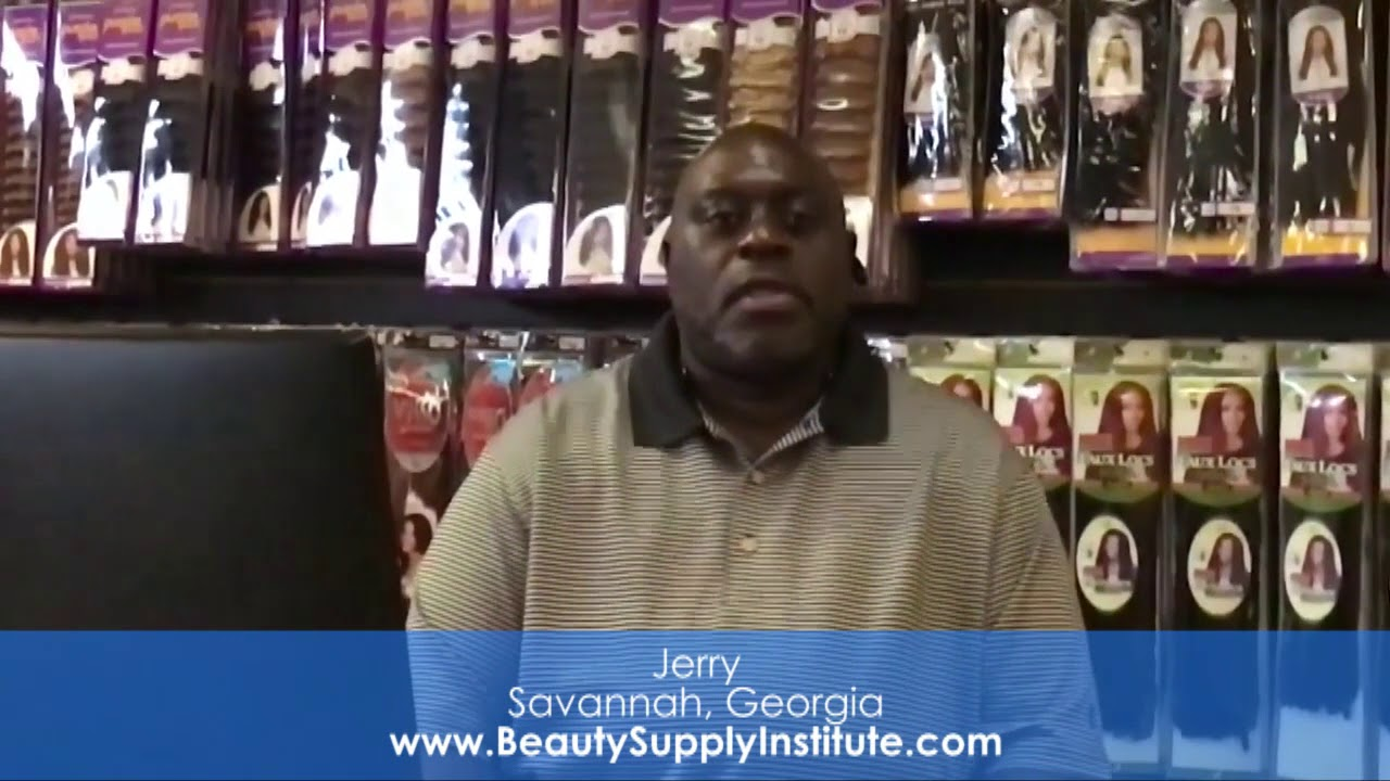 South Georgia Black Owned Beauty Supply Owner discusses is journey