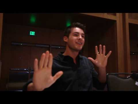 Cody Christian Talks Teen Wolf and Dancing at SDCC 2017