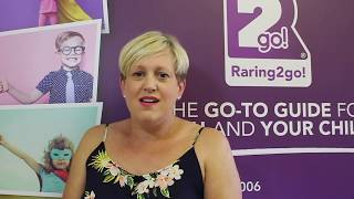 Our Sutton Coldfield Editor tells us about how Raring2go! has impacted on her life