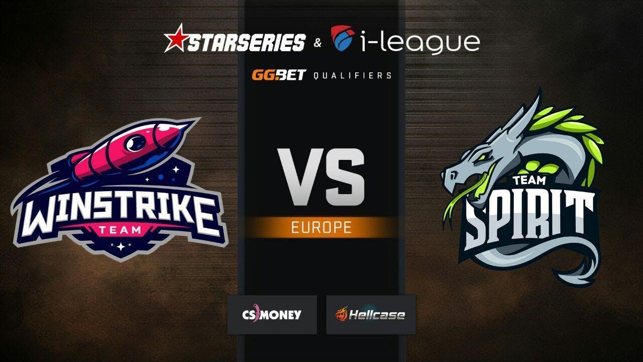 Winstrike vs Spirit, map 1 Nuke, StarSeries & i-League S7 GG.Bet EU Qualifier