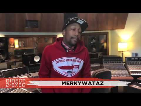 MerkyWataz Performs at Direct 2 Exec Seattle 10/28/18 - A&R at Atlantic Records