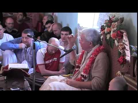 Бхагавад Гита 2.34 - Чайтанья Чандра Чаран прабху