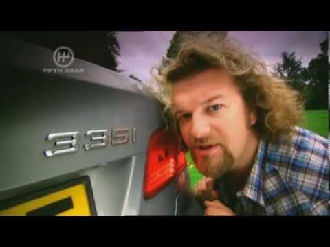 Fifth Gear Bmw 335i M Sport
