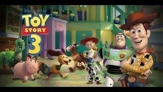 Toy Story 3 Psp Walkthrough Part 1