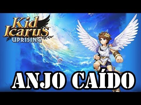 Kid Icarus Uprising - Anjo Caído