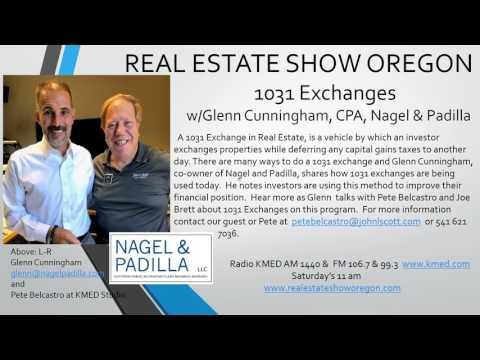 Real Estate Medford, 1031 Exchanges!