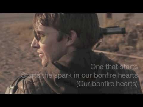 James Blunt - Bonfire Heart HD [LYRICS]
