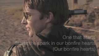 James Blunt - Bonfire Heart HD [LYRICS]