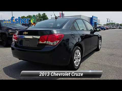 Used 2013 Chevrolet Cruze LS, Reading, PA K1352A