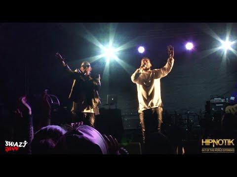AKA & Da Les - Hipnotik 2014 Full Performance