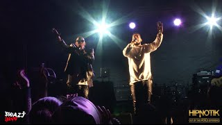 AKA & Da Les - Hipnotik 2014 Full Performance