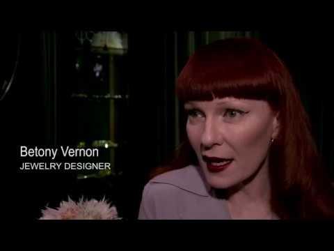 FASHION TV - Interview with Jewelry Designer Betony Vernon
