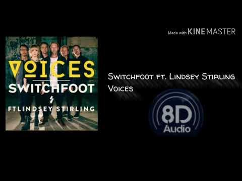 Voices - Switchfoot (8D AUDIO) Ft. Lindsey Stirling - RKRifat Rahman