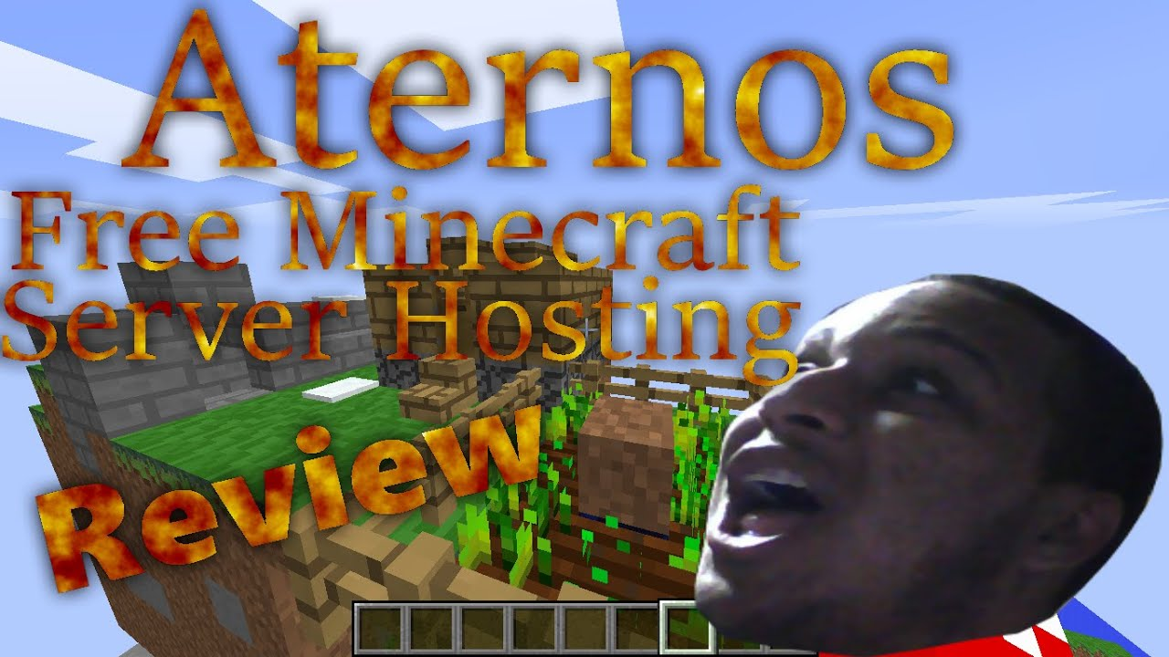 Aternos - Free Minecraft Server Hosting - YouTube