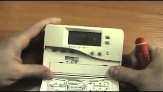 Комнатный термостат LT 08 LCD