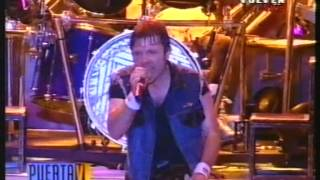 Iron Maiden - The Fallen Angel & Out Of The Silent Planet - (live 2001, Buenos Aires)