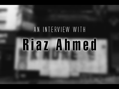 I nearly shot the Royal Wedding - An interview with Riaz Ahmed