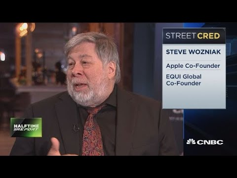 Watch the full interview with Apple co-founder Steve Wozniak