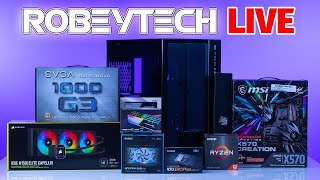 $5500 PC Build - Giveaways + Lian Li o11-Dynamic XL Build (Ryzen 9 5950x / ASUS TUF 3090)