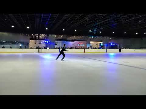 Michael Martinez Homecoming Performance at SM Skating Mall of Asia 22 FEB 2018