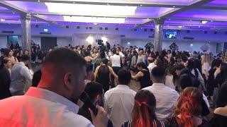 #HALAY #SALLAMA #ÇIDA #ÇEPKI Grup Gençler Elbistan Nürhak Dügünü Londra 2019