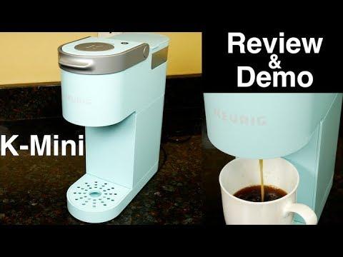 Keurig K Mini Review And Demo Youtube